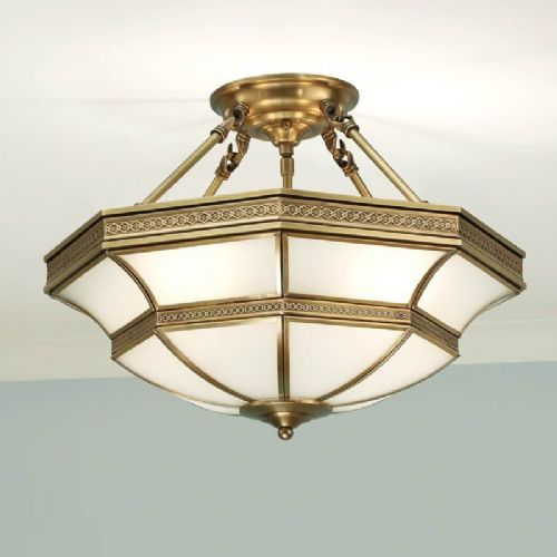 Balfour Short Pendant (Art Deco, Modern Classic, Traditional, Inverted Pendant) SN02P47